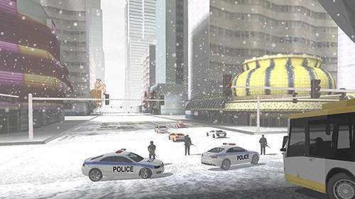 Mad City 4 Winter Edition Android 1.09 Full
