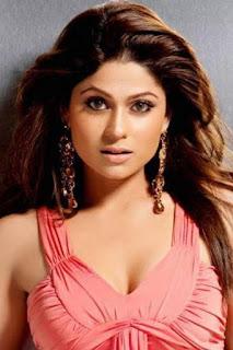 شاميتا شيتي (Shamita Shetty)، عارضة أزياء وممثلة هندية