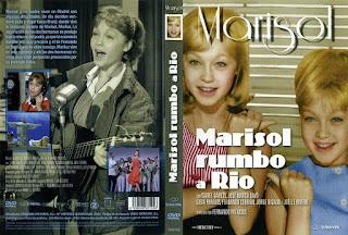Carátula: Marisol Rumbo a Río (1963)