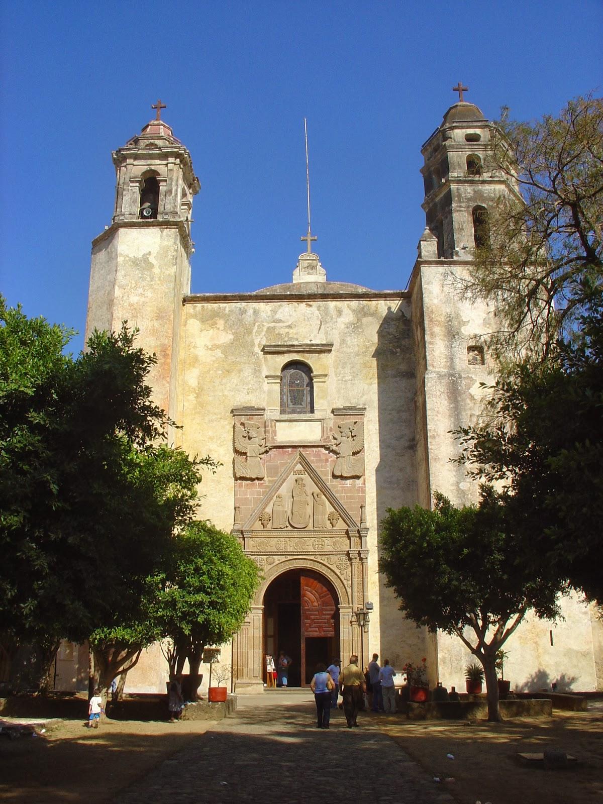 Ex Convento de la Natividad.