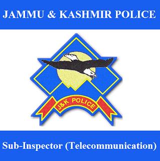 Jammu & Kashmir Police, JK Police, J&K Police, Jammu & Kashmir, Police, SI, Sub Inspector, freejobalert, Sarkari Naukri, Latest Jobs, Graduation, j&k police logo