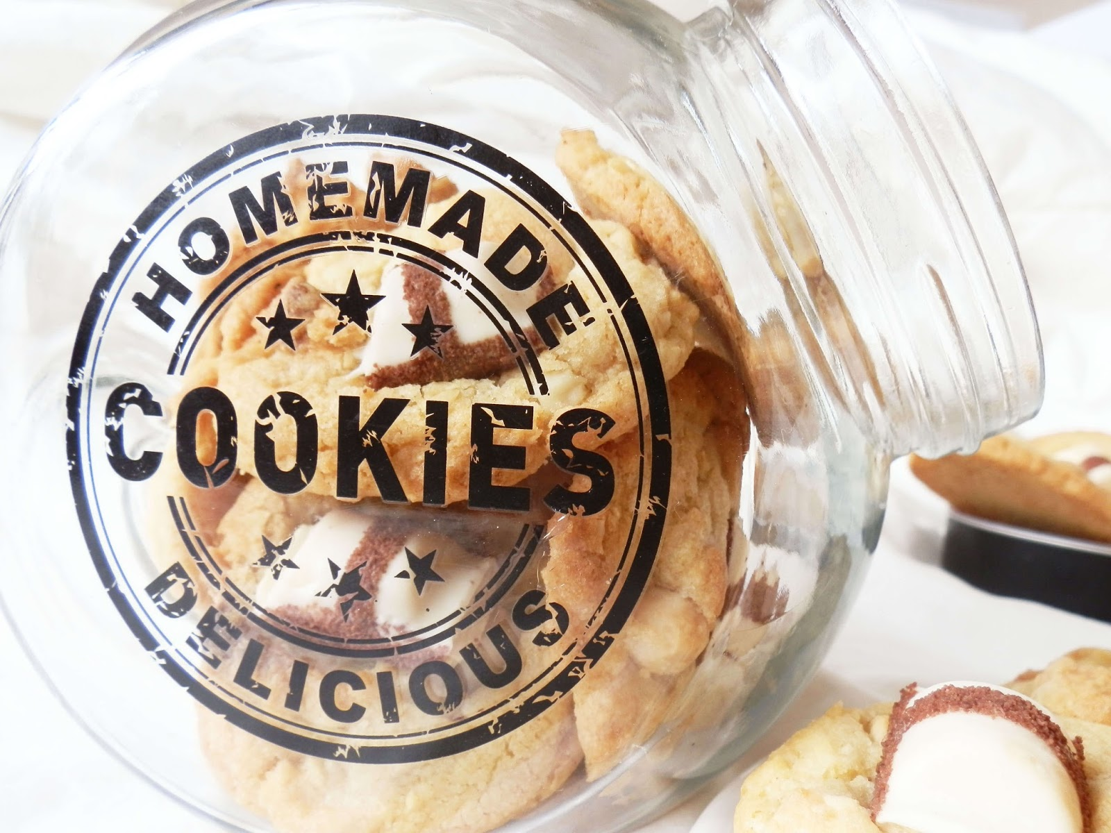 Cookies kinder chocolat blanc