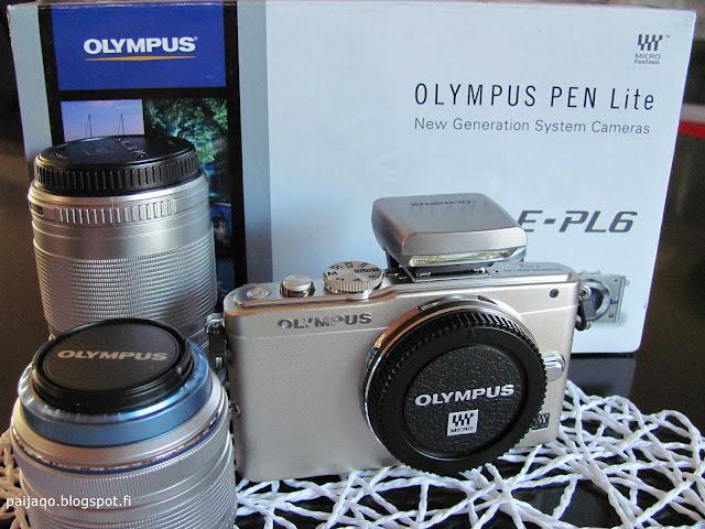 Olympus PEN Lite