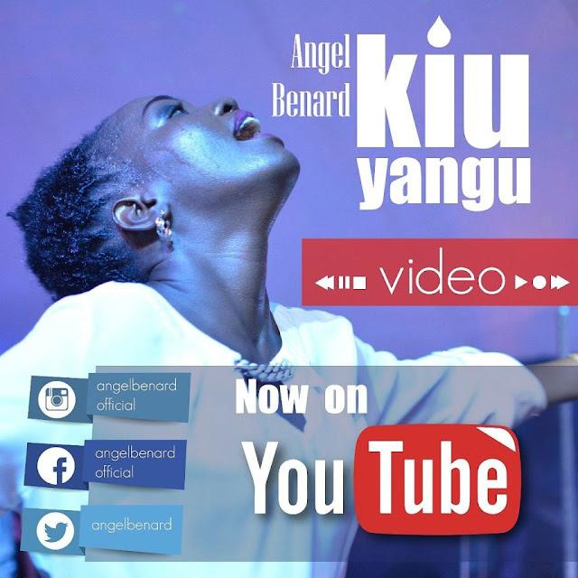 Angel Benard - Kiu Yangu