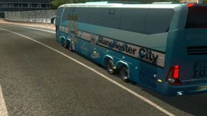 Bus – Marcopolo G7 1600LD Manchester City Skin