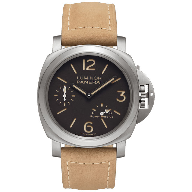 Panerai Luminor 8 Days Power Reserve Titanio PAM00797