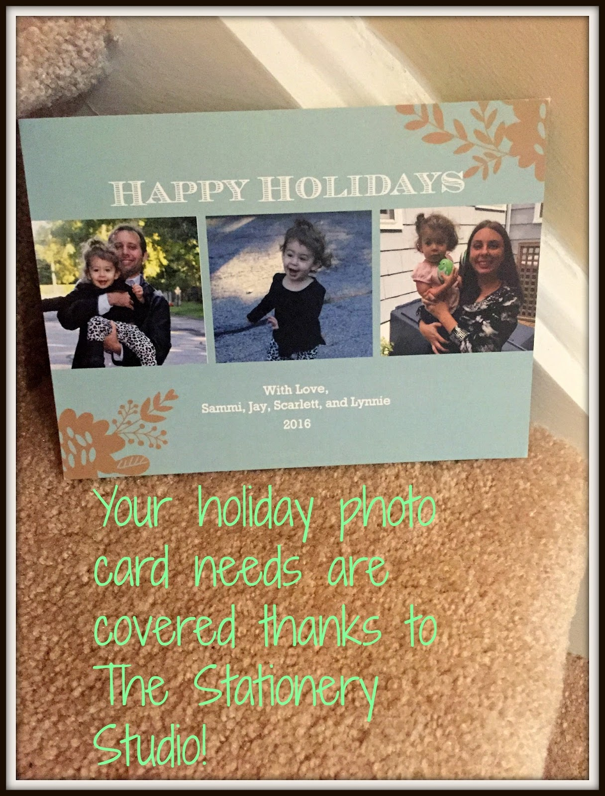Sammis Blog Of Life Order Your Holiday Photo Cards This Year From