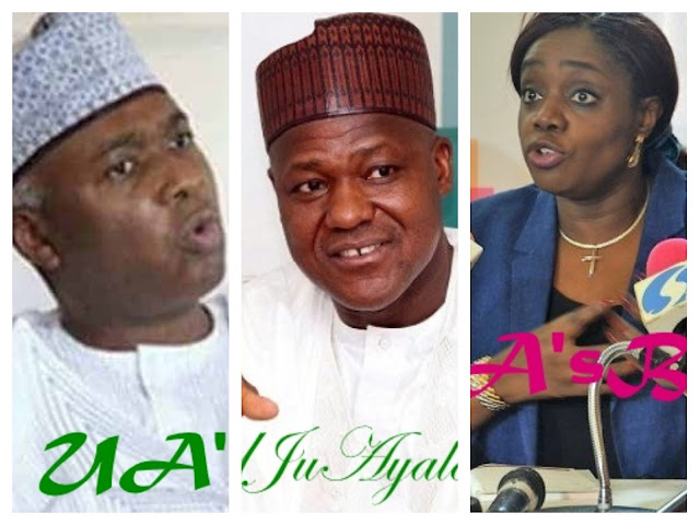 Shocking! Finance Minister Adeosun, Saraki, Dogara, Accountant General In N10 Billion Fraud Scandal
