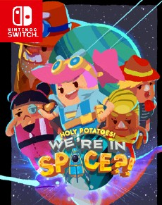 Holy Potatoes Were In Space - Download Game Nintendo Wii Free