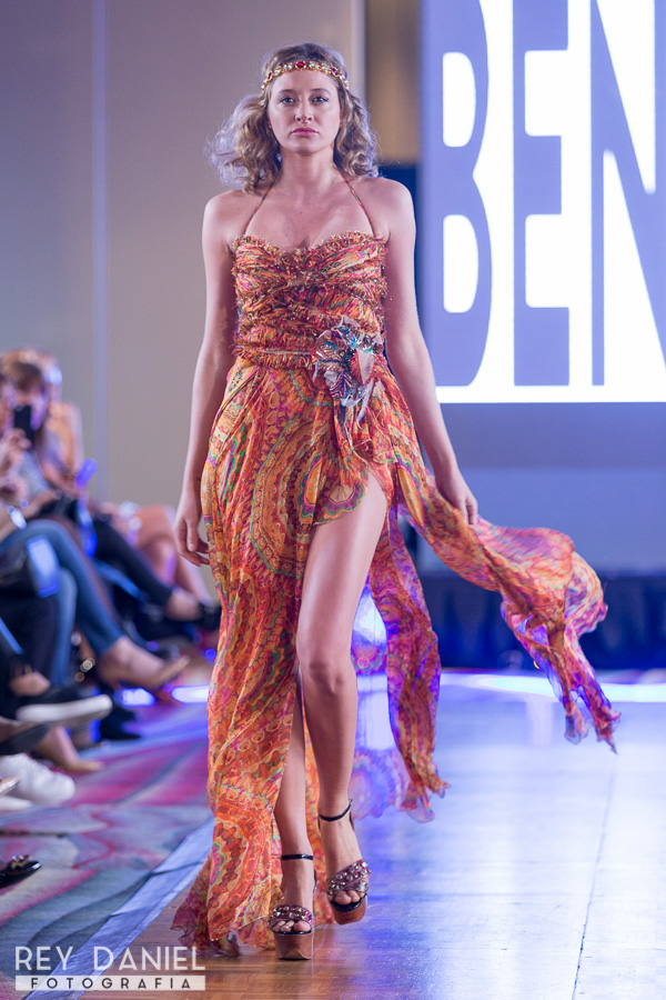 Moda verano 2017 vestidos Benito Fernandez.