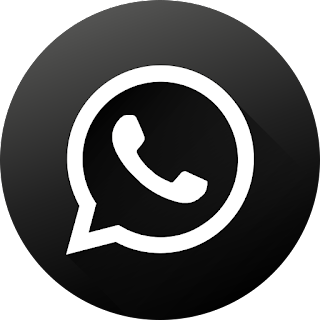 Download Whatsapp Messenger Black Theme