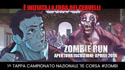 Tales Zombie Run (Este)