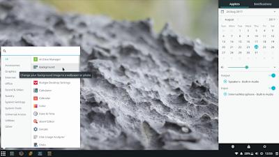 Introducción al escritorio Budgie 10.4: Centro de control y panel flexible