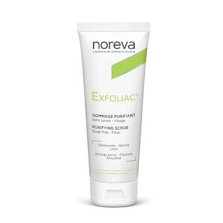 Noreva Exfoliac Purufying scrub