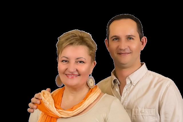 Szabó-Kassai Csilla és Szabó-Kassai András
