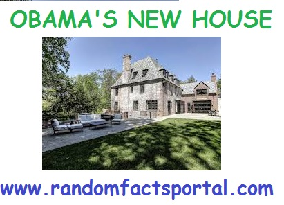 Take A Look On Obama's New House