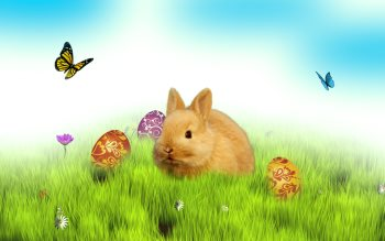 Wallpaper: Easter Holiday