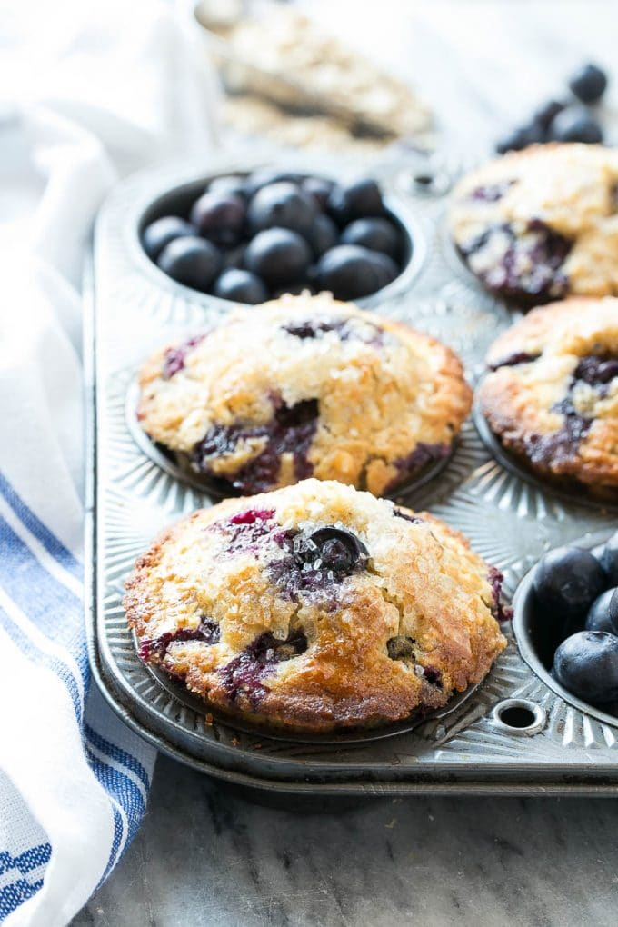 HEALTHY BLUEBERRY MUFFINS #healthyfood #healthyrecipes #blueberry #muffins #dessert #dessertrecipes #cookies #cookierecipes