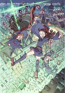 Little Witch Academia Mahou Shikake no Parade