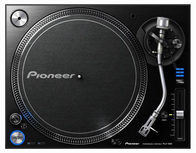 Pioneer Pro DJ PLX-1000 Direct Drive DJ Turntable Review