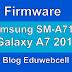 Firmware Samsung SM-A710M A7 2016