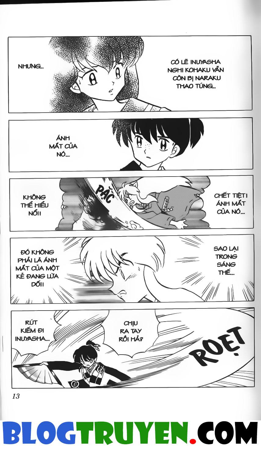 Inuyasha vol 19.1 trang 11