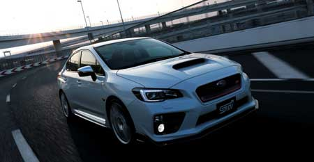 2017 Subaru WRX S4 tS with 300bhp announced in Japan