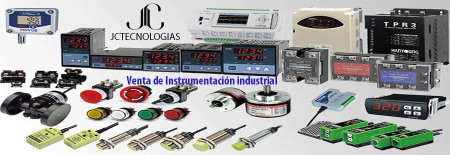 Venta de Instrumentación Industrial