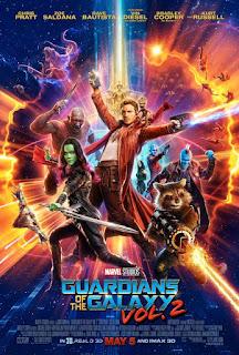 Guardianes de la galaxia Vol. 2<br><span class='font12 dBlock'><i>(Guardians of the Galaxy Vol. 2)</i></span>