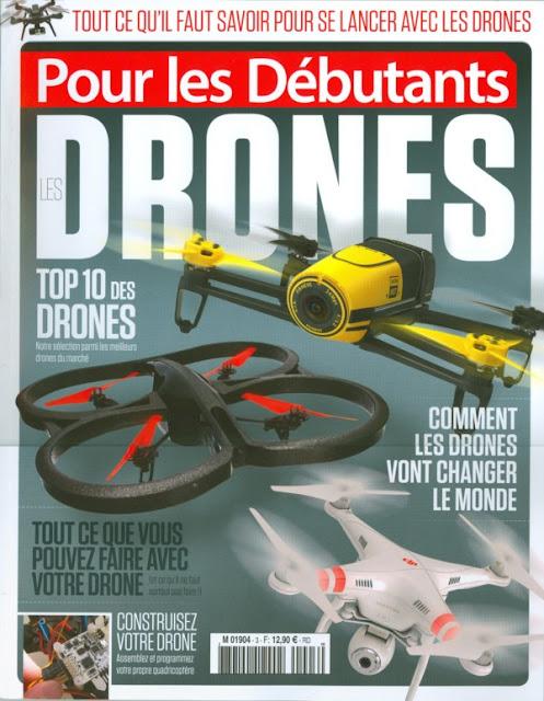 comment réaliser un drone