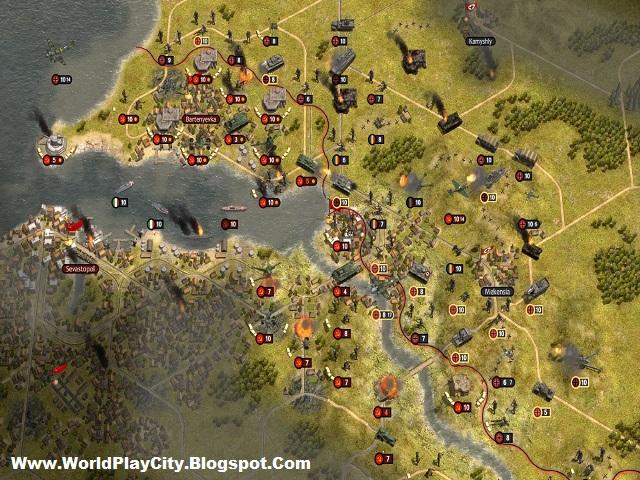 PC Game Order of Battle Panzerkrieg Full Version Download