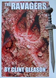 Portada del libro The Ravagers, de Clint Gleason