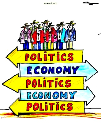 Elections & Economics: why the infinite bond between money and elections can never be even cracked???
