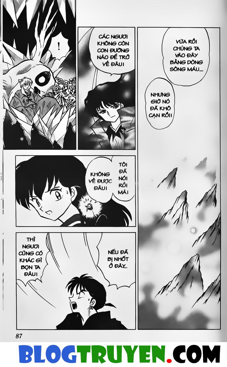 Inuyasha vol 33.5 trang 10