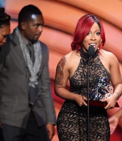 "Rattler Nation: K. Michelle wins ""Best New Artist"" honor ... K Michelle 2013"