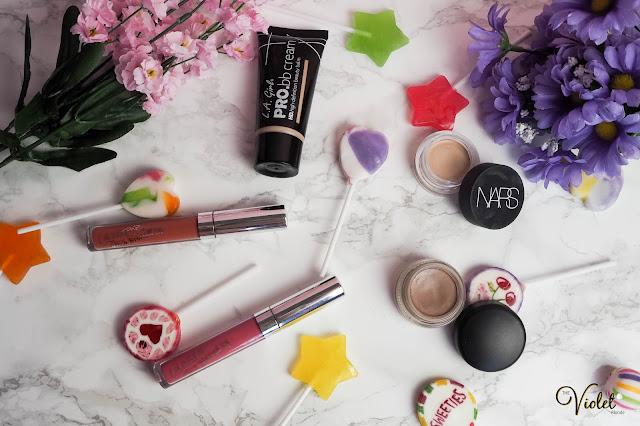 lighter makeup