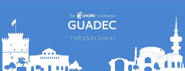 GUADEC 2019, Thessaloniki
