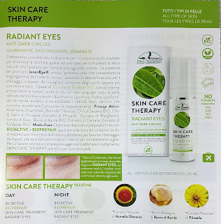 Vitamol Bio Naturell - Radiant Eyes – Anti dark circles