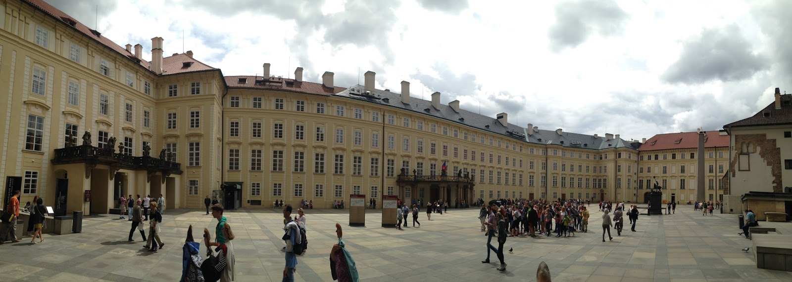 Prague Castle, Lobkowicz Palace