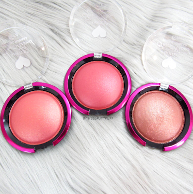 santee mineral blush - the beauty puff