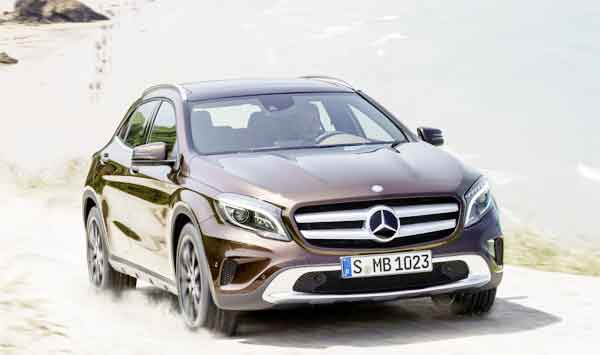 2016 Mercedes Benz GLA announced now in Negeria