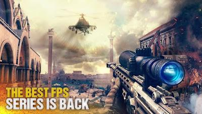 Game Aksi Android Paling Keren Modern Combat 5: Blackout Mod APK ini telah dirilis dalam versi terbarunya yang semakin seru, Modern Combat 5: Blackout v2.0.0f God Mod APK Gratis Terbaru. Modern Combat 5 Blackout God Mod APK Gratis Terbaru, Game HD populer terbaru,  Fitur Terbaru Modern Combat 5 Blackout,  - Name: Modern Combat 5: Blackout, - Category: Action, - Release Date: 27 Juli 2016, - Size:40 MB, - OS : 4.3 +, - Info : Playstore, - Developer Company: Gameloft,