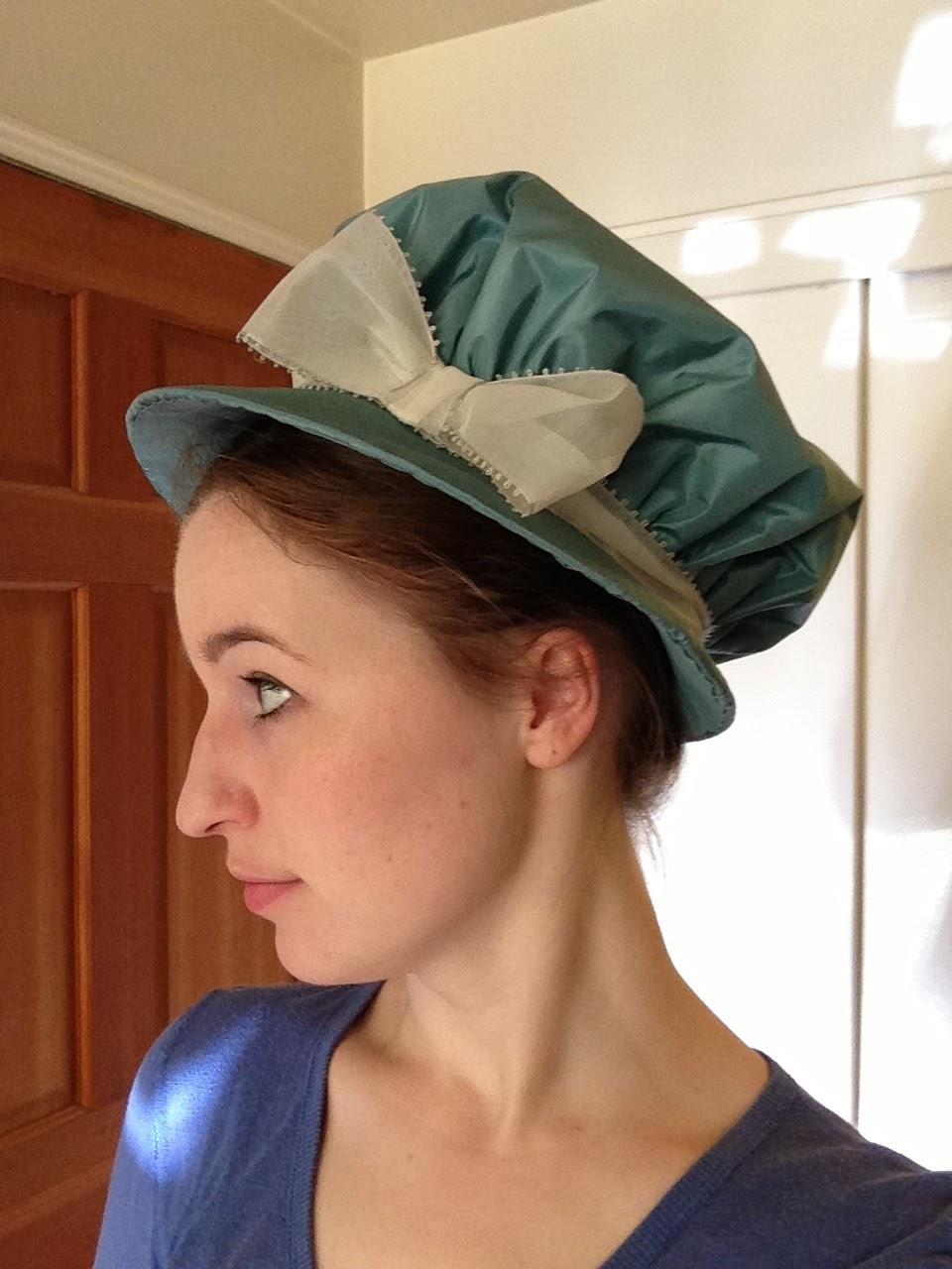 Frolicking Frocks Regency Hat