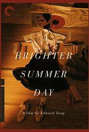 Watch A Brighter Summer Day Online Free 1991 Putlocker