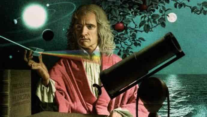 interesting facts about newton