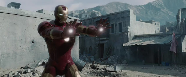 Single Resumable Download Link For Hollywood Movie Iron Man (2008) In  Dual Audio