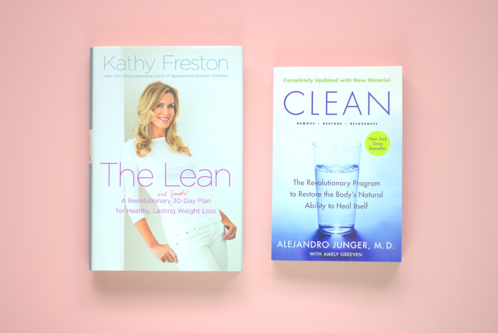 The Lean - books about plant based diets and natural living
