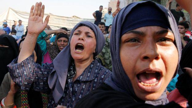 اشتباكات بين قوات الأمن المصرية وسكان جزيرة الوراق