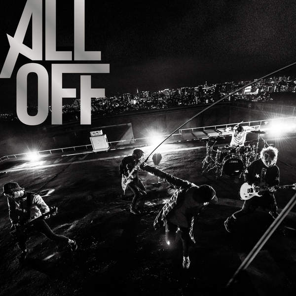 [Single] ALL OFF – Never Gave Up (2016.02.10/MP3/RAR)