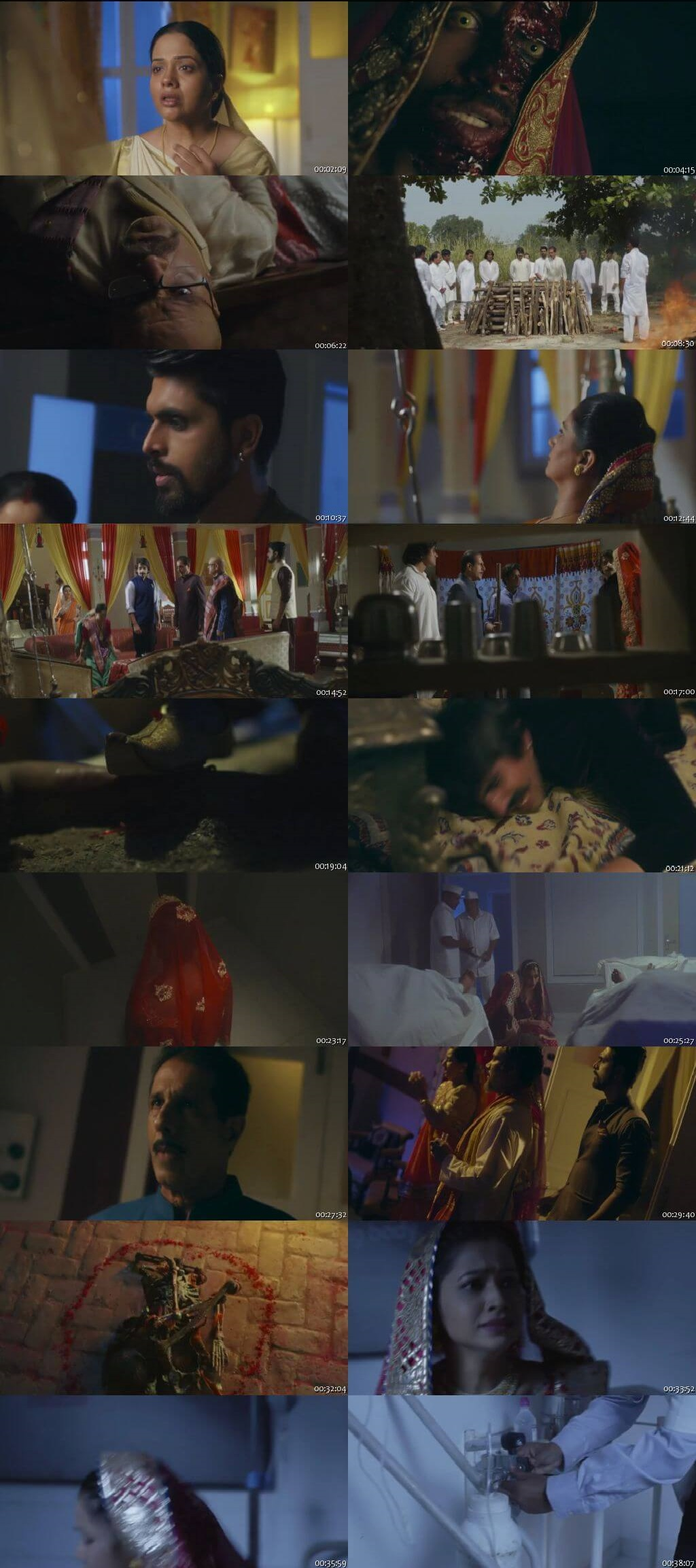 Screenshots Of Hindi Show Fear Files 2018 Episode 135 300MB 480P HD
